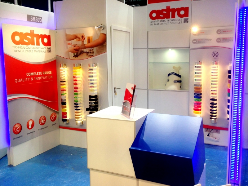 Stand ASTRA MEDICA 2015
